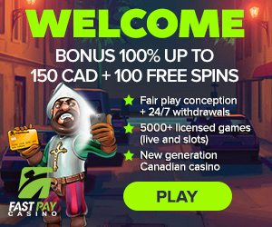 Welcome to fastpay casino