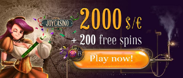 Joy casino 500 free bonus
