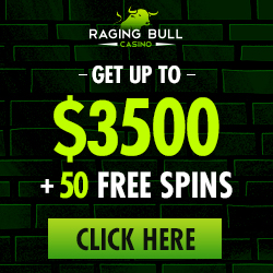 Raging Bull Casino 50 free