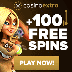 Casino Extra 100 free spins