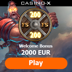 casinox 200free spins