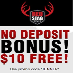 redstag casino 10dollar free