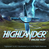 Highlander new microgaming game