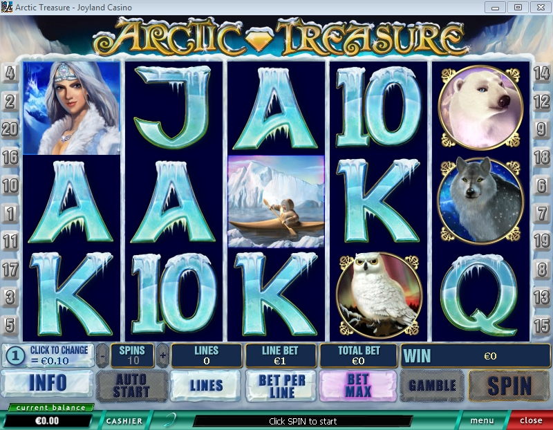 artic treasure
